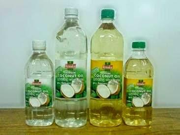 Virgin Coconut Oil (VCO) Khas Kabupaten Karangasem
